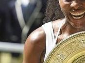 POINT VUE. Serena Williams gagne titres plus facilement respect