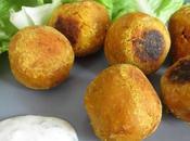 Boulettes lentilles corail noix coco