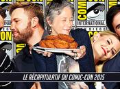 récapitulatif Comic-Con 2015 panels)