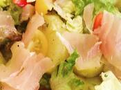Salade nordique façon