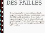 Philippe Annocque Mémoires failles