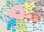 Voici future carte Grand Paris