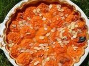 tarte abricots amandes, grand classique