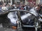 Gaza explosion voitures activistes Hamas Jihad islamique