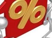 taux d'intérêts pour crédit immobilier baisse