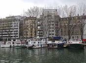 Balade l'eau Canal Saint-Martin