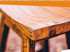 Conseils astuces pour retaper meubles bois moindre coût