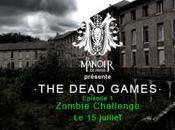 Walking Dead vrai c'est avec Manoir Paris