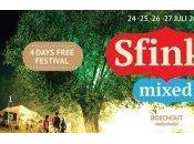 Sfinks Mixed Festival Boechout juillet 2015