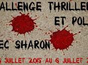 Challenge Thrillers Polars 2015-2016