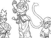 Dragon Ball Super encrage fanart série animée