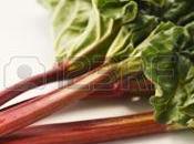 Tarte rhubarbe crumble framboises
