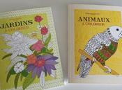 Chronique Coloriage anti-stress Animaux colorier Jardins