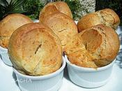 Popovers petits pains anglais :clichés diaporama Balade Guilhem-le-Désert clichés