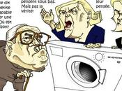 laveront leur linge sale public