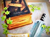 """Cake design seigneur anneaux"""""""
