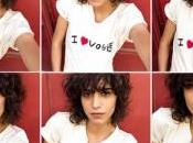 t-shirt collector Love Vogue Paris