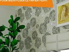 Conseils astuces pour bien poser votre papier peint