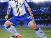 nouveau maillot l'équipe d'Italie pour l'Euro 2016