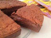 Gâteau magique chocolat carambar