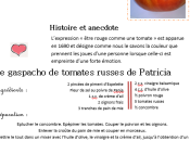 légume mois tomate Russe