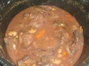 Recette (poumon) veau rouge !!!cookeo