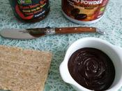 tartinade 100% crue cacao sirop yacon (diététique, végane, sans gluten, sucre, lait riche fibres)