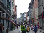 vacances d'été: Première étape Montréal