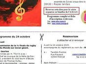 Musique toros avec l'a.m.a.c