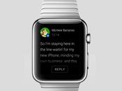 Vous pouvez désormais utiliser Messenger sous watchOS
