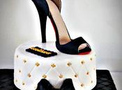 Gâteau Chanel escarpin
