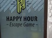 Avis Escape game Attentat Palamento City chez Happy Hour Game