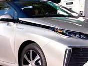 Toyota souligne journée Back Future Part avec Mirai, voiture hydrogène