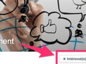 Facebook remplace bouton Peut-être Intéressé événements publics