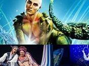 Amaluna: féérique, magique & époustouflant show Cirque Soleil!
