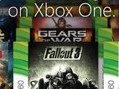 Xbox Plus jeux compatibles