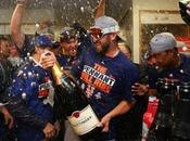 Quand champagne coule flot dans monde sport