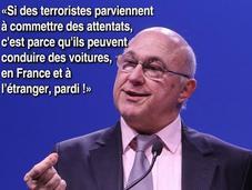 Lutte contre terrorisme Bercy évidemment rescousse