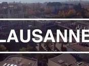 Lausanne comme vous l'avez jamais (vidéo)