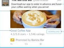 Promouvoir application mobile Twitter quelques bonnes pratiques