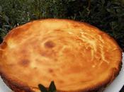 Gâteau fromager Manslois chèvre