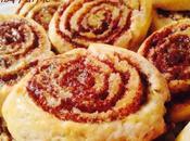 Cinammon rolls roulés cannelle