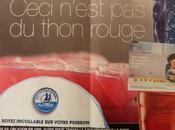 Collage Ceci N'Est Thon Rouge