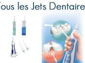Brosse dent électrique hydropulseur complémentaire pour prendre soin dents