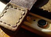 Benittorre: étui fourreau cuir intemporel pour iPhone