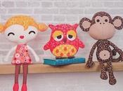 Livre Adorables jouets coudre