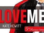5ième avenue, tome Love Kate Hewitt
