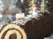 Bûche Noël Chocolat Café Bonheur sera dans Simplicité