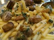 Macaronis Foie Gras Cèpes