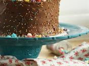 Rainbow Cake Nutella